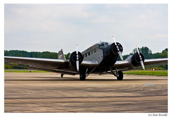 Ju 52 in Mönchengladbach