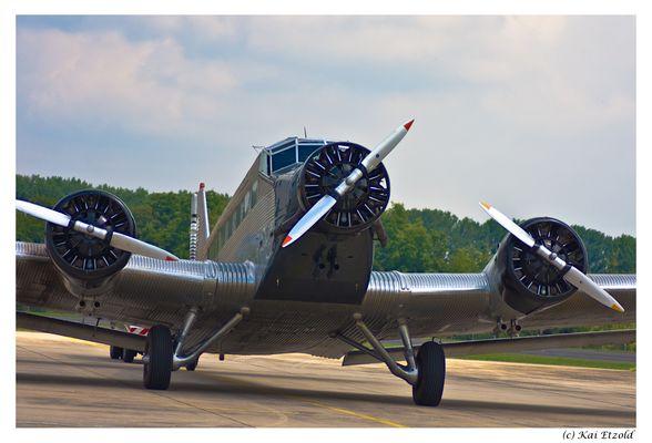 Ju 52 Motoren