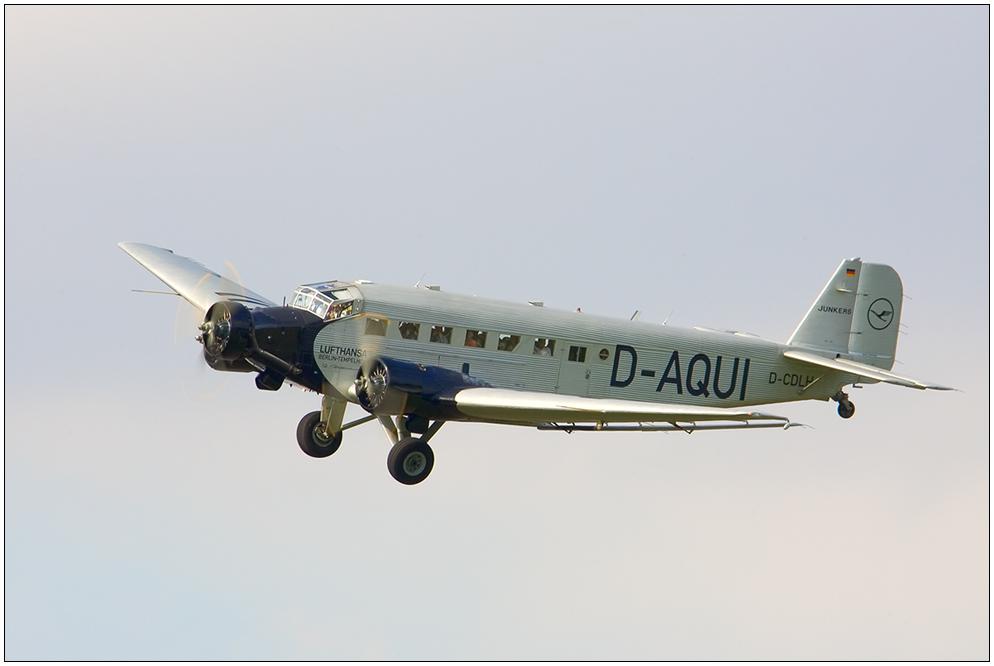 Ju 52/3m D-AQUI