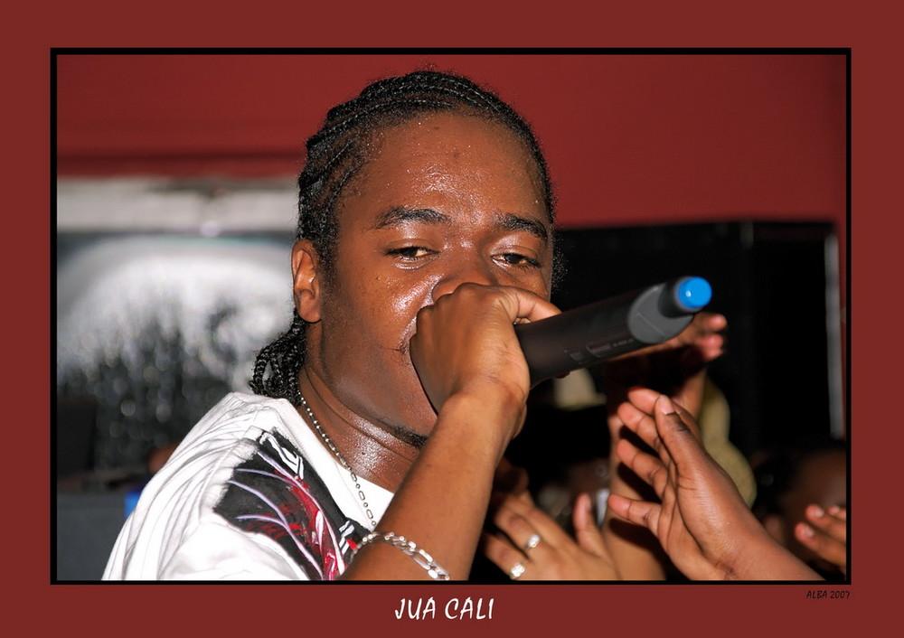 Jua Cali - Live