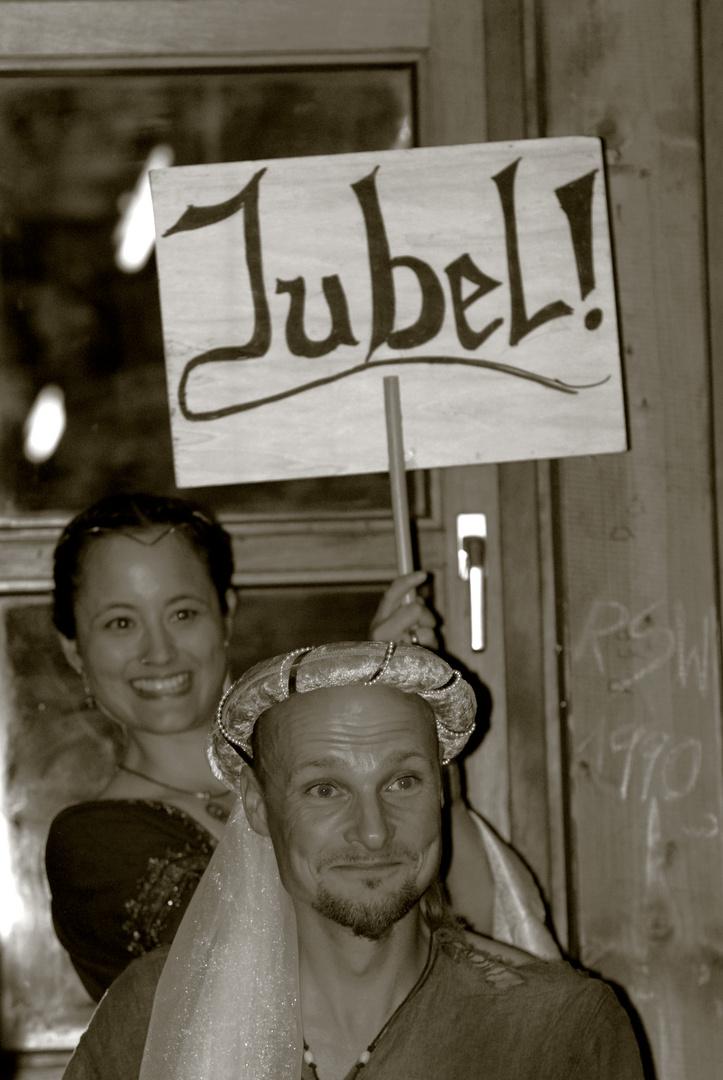 Jubel!!!