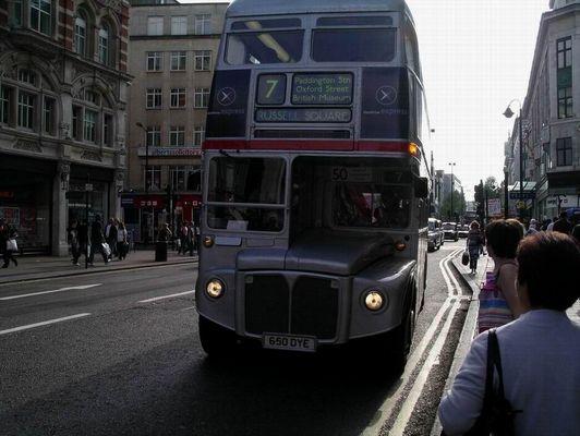 Jubiläums-Bus