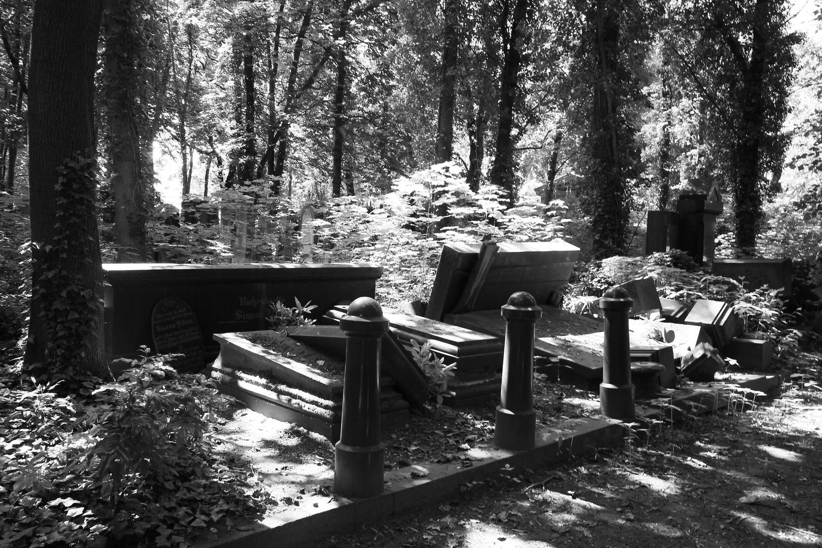 Judische Friedhof Berlin Weissensee 3