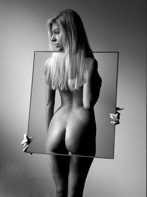 Judith a la Magritte
