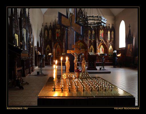 Juditten Church II, Kaliningrad / RU