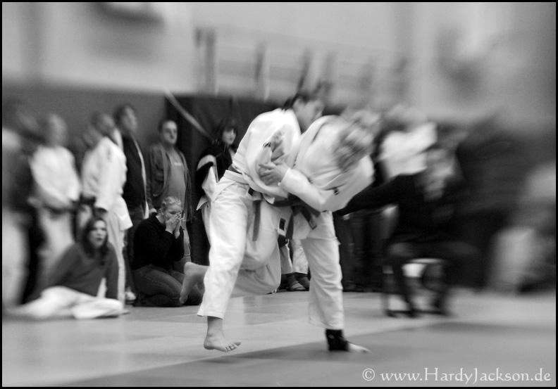 Judo-Bann
