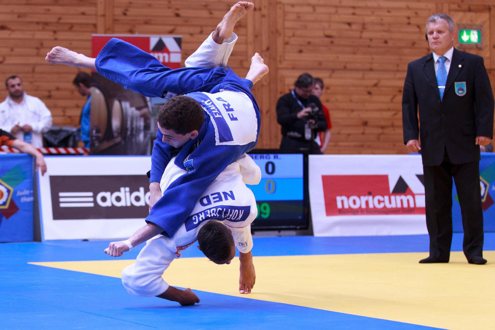 Judo Europacup Junioren Leibnitz 2014 ... 1