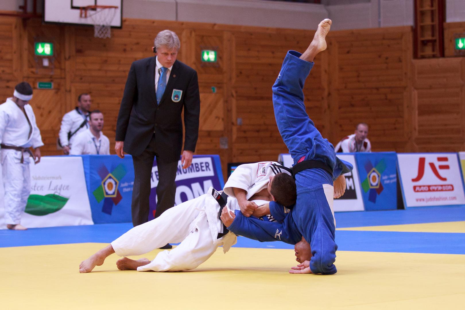 Judo Europacup Junioren Leibnitz 2014 ... 2