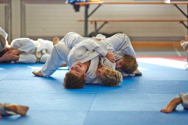 Judo oder so ...