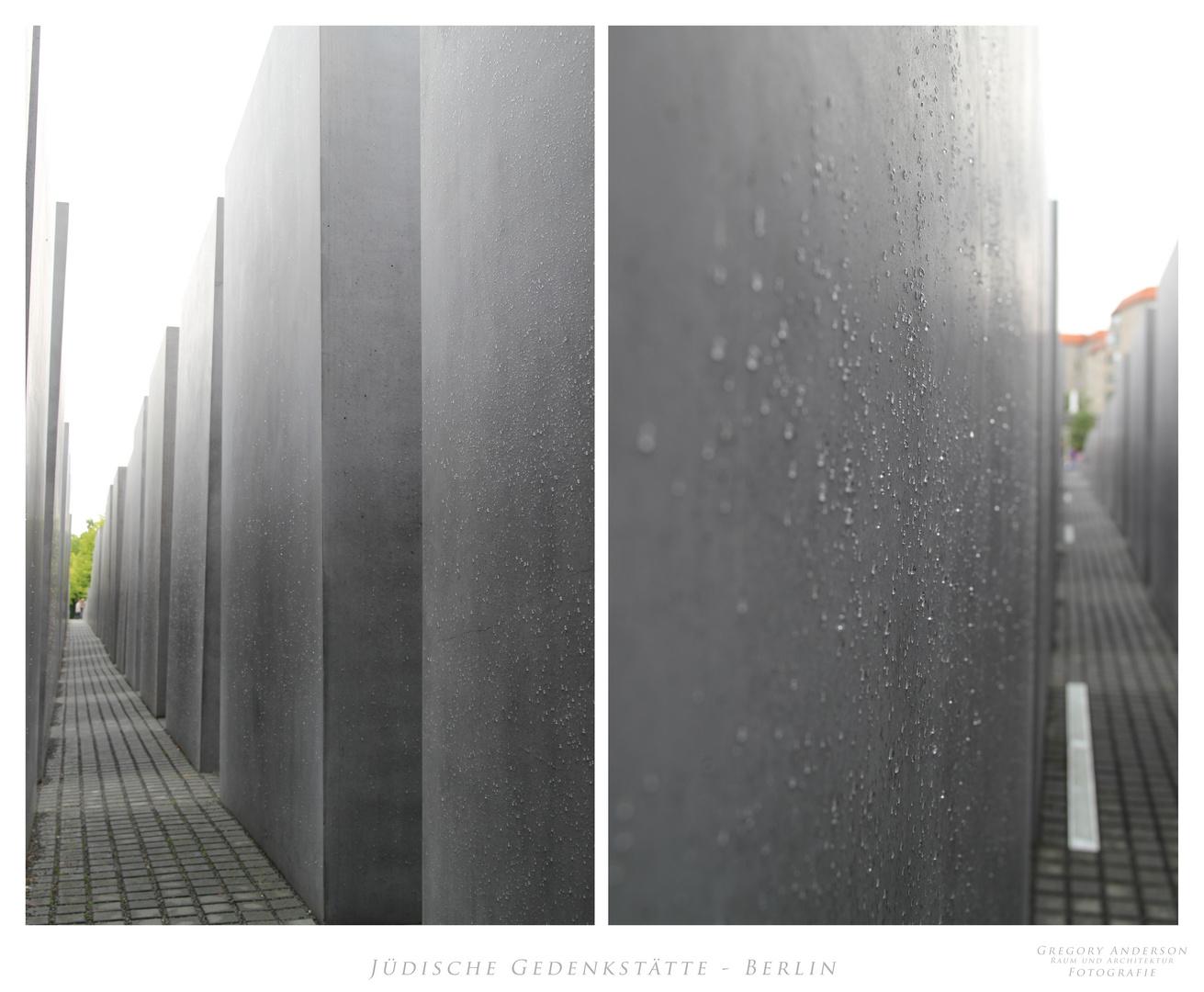 Jüdische Gedenkstätte - Berlin