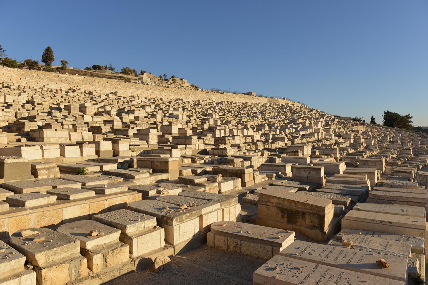 Jüdische Gräber