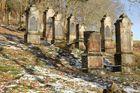 Jüdischer Friedhof bei Merxhausen