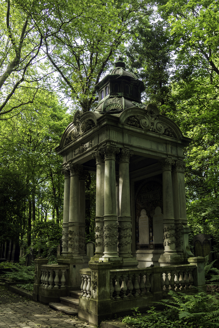Jüdischer Friedhof Berlin- Weißensee (05)