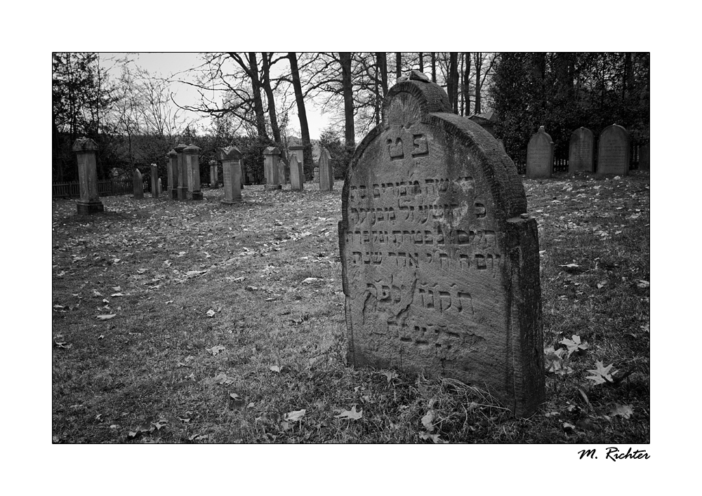 Jüdischer Friedhof Breitscheid