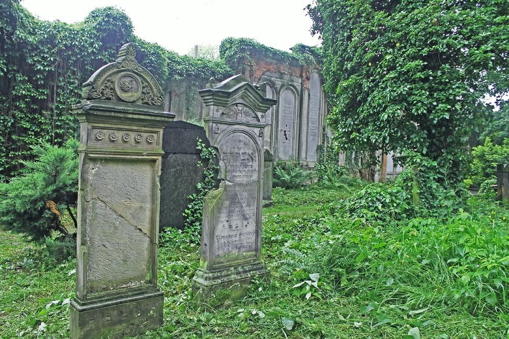 Jüdischer Friedhof Breslau 1