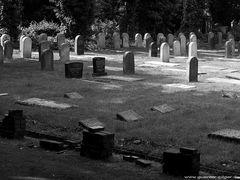 Jüdischer Friedhof Essen-Ost