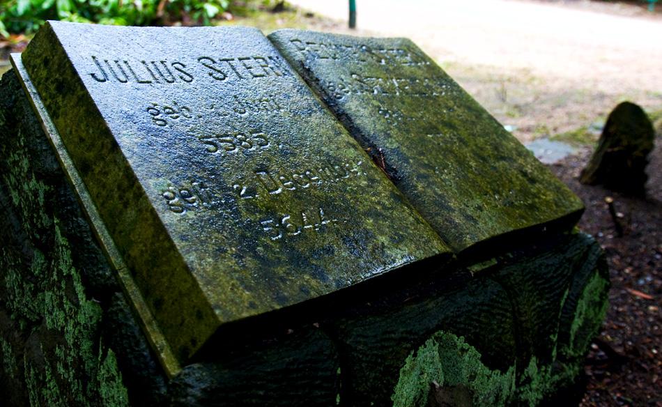 Jüdischer Friedhof Hamburg-Ohlsdorf 3