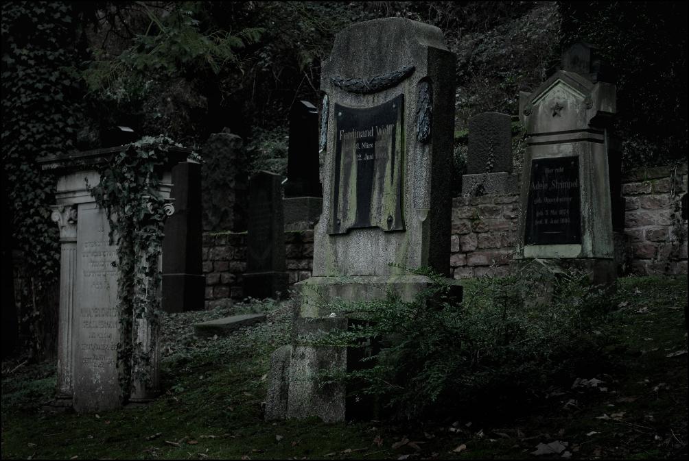 Jüdischer Friedhof Heidelberg #1