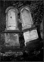 Jüdischer Friedhof III - Isaacs Neigungen
