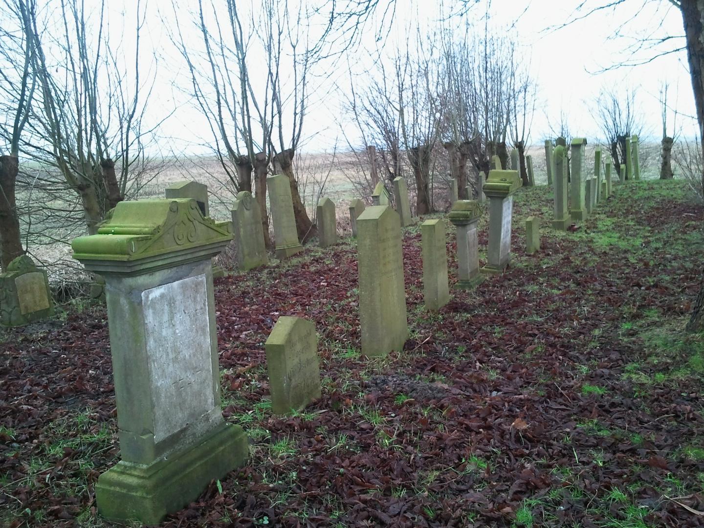 Jüdischer Friedhof in der Wesermarsch
