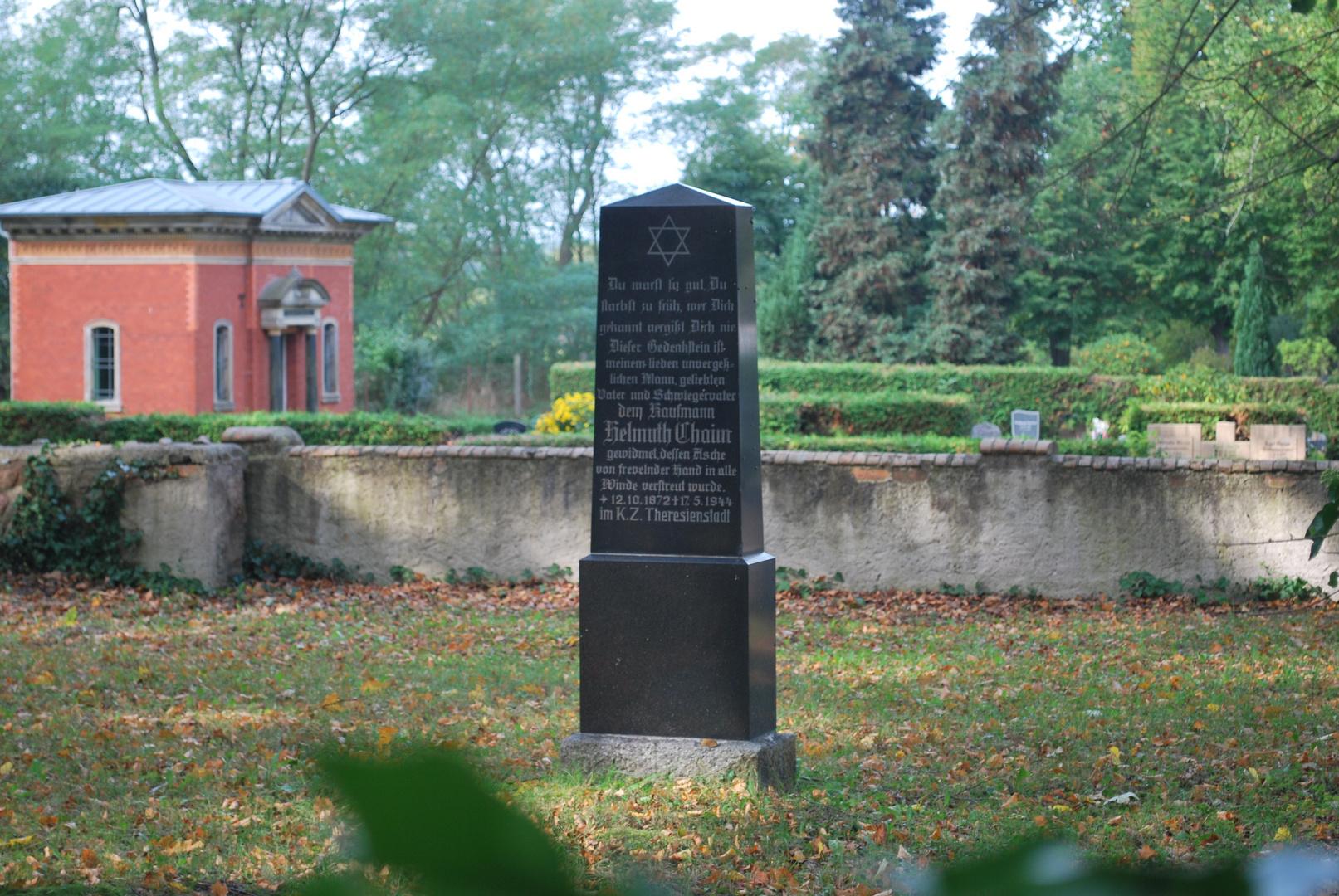 Jüdischer Friedhof in Joachimsthal 4