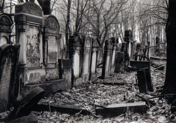 Jüdischer Friedhof Lodz, Polen