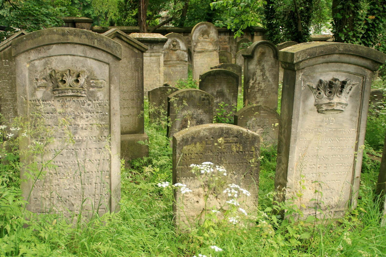 Jüdischer Friedhof VI