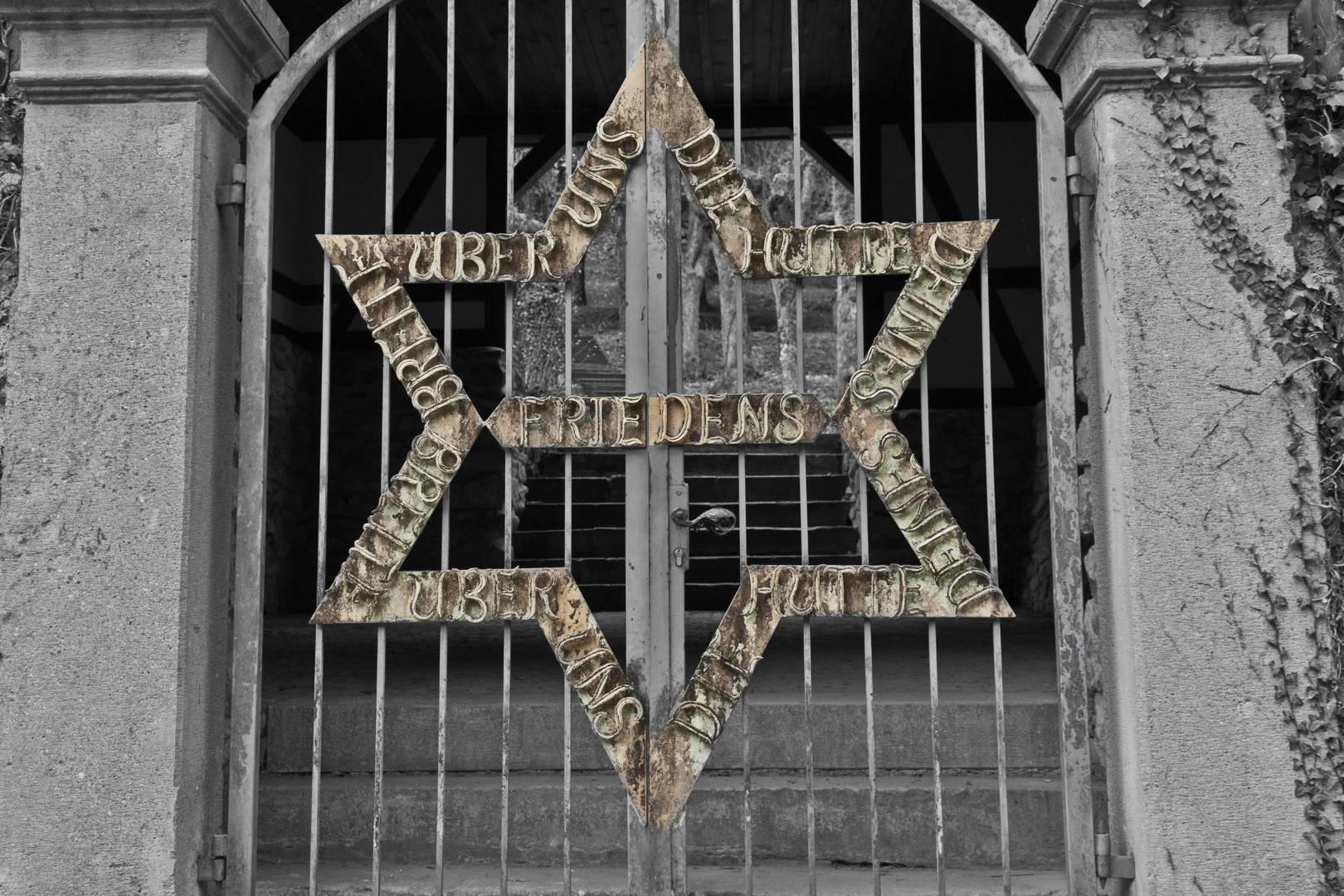 Jüdischer Friehof 1