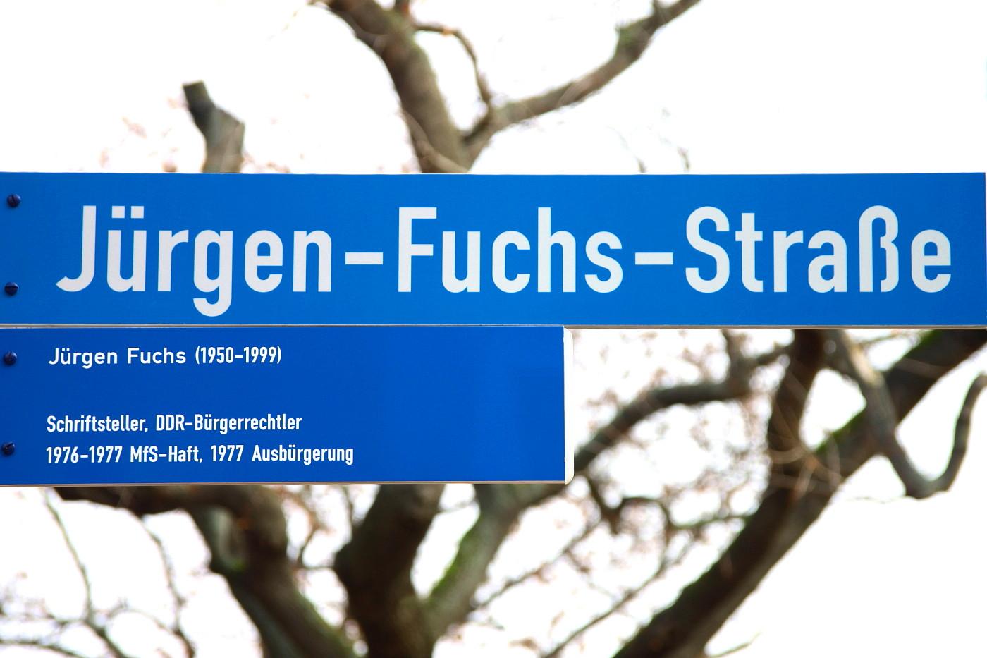 Jürgen Fuchs Strasse (4)