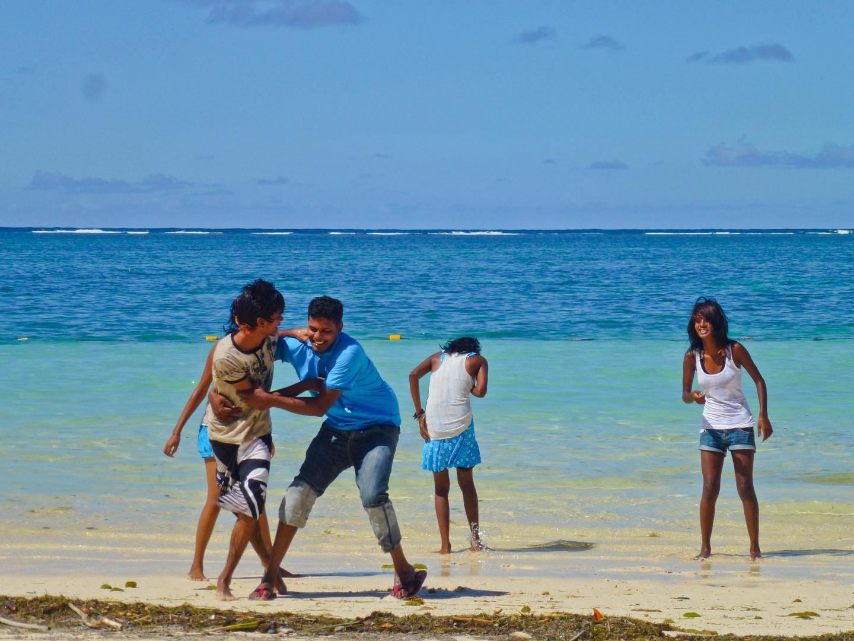 Jugend auf Mauritius