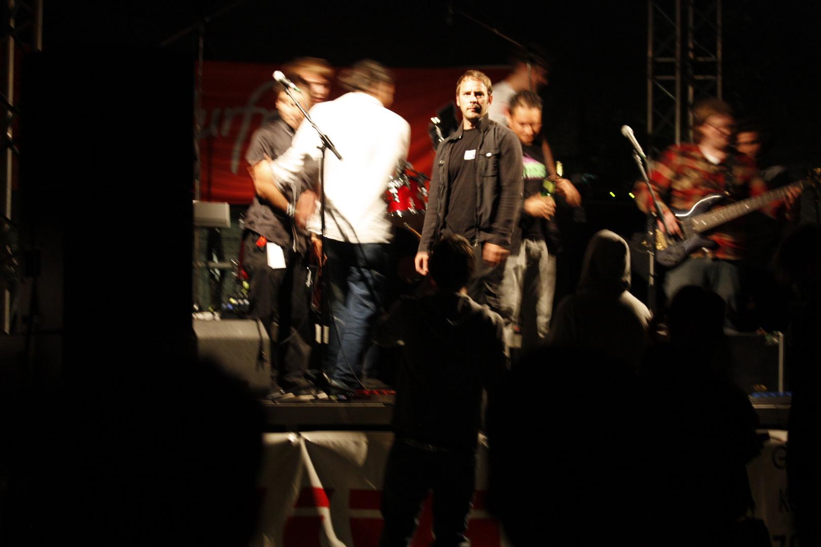 Jugend - Band - Wettbewerb in Oslip