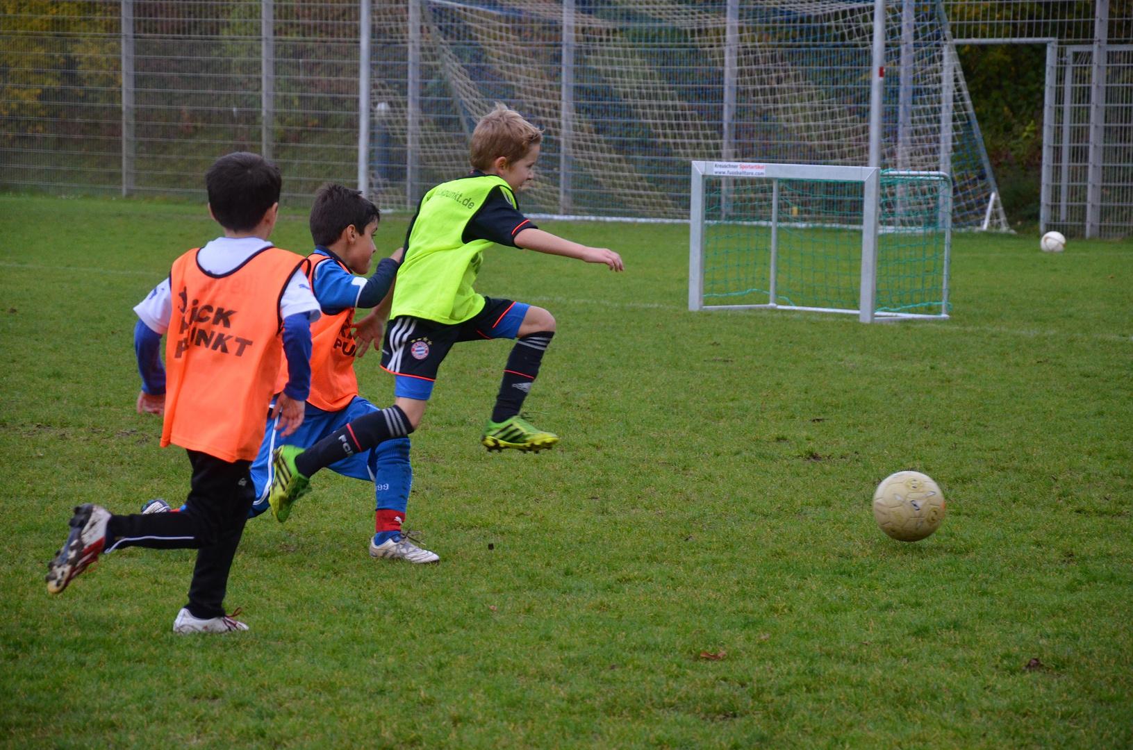 Jugend-Training