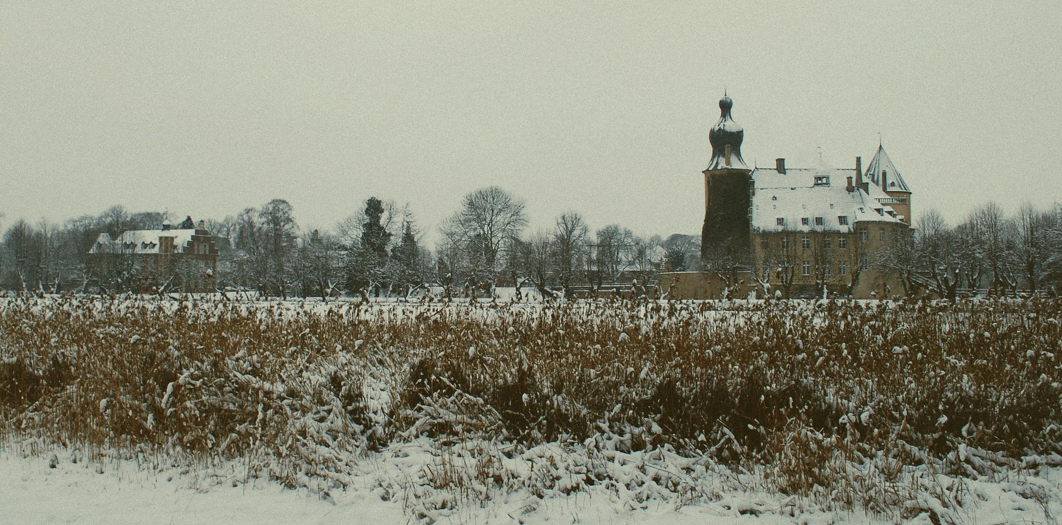 Jugendburg Gemen, NRW , Deutschland