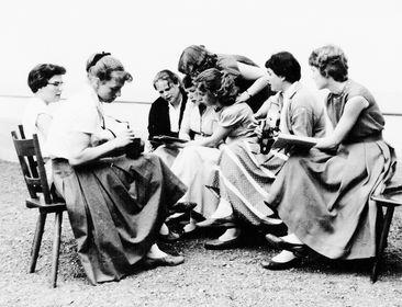 Jugendgemeinschaften 1918-1990