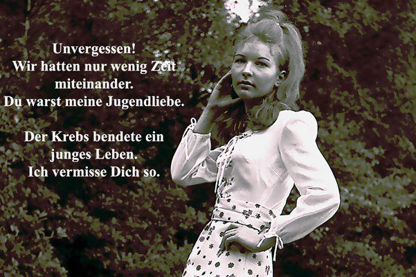 Jugendliebe 1970