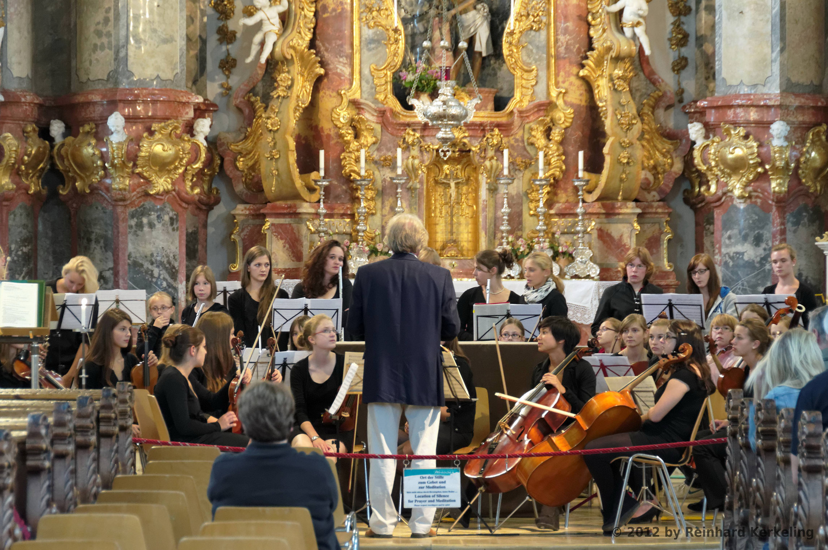 Jugendorchester Wieskirche