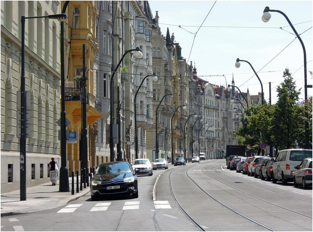 Jugendstil in Prag