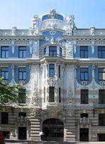 Jugendstil in Riga