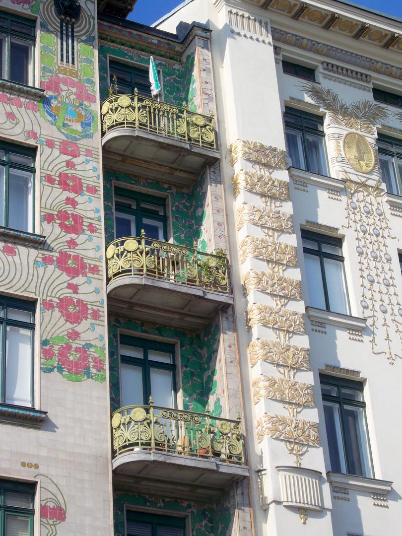 Jugendstil in Wien....