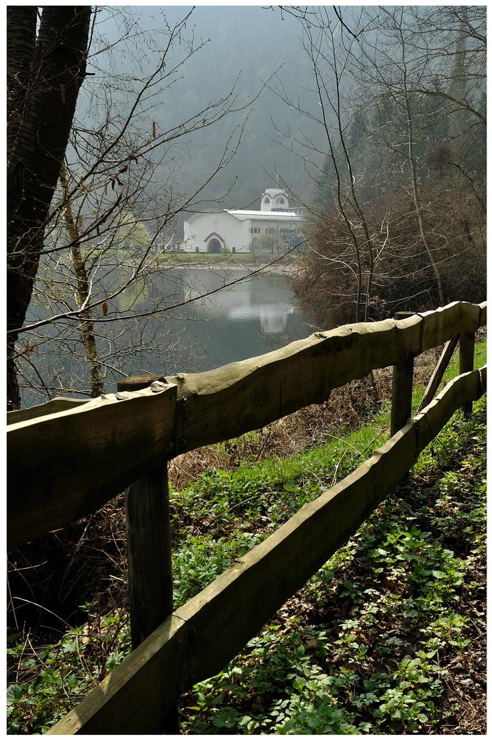 Jugendstil-Wasserkraftwerk...