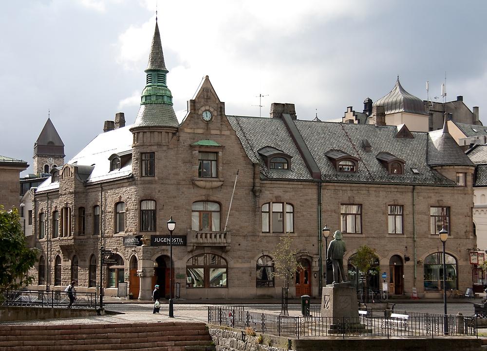 Jugendstilstadt Alesund