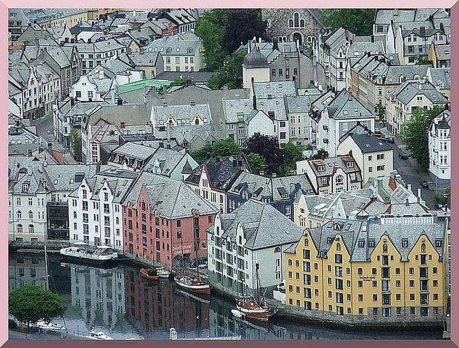 Jugendstilstadt Alesund (N)