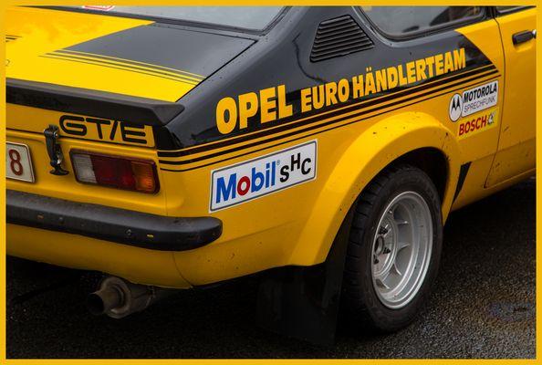 Jugendtraum - Opel Kadett C GT/E