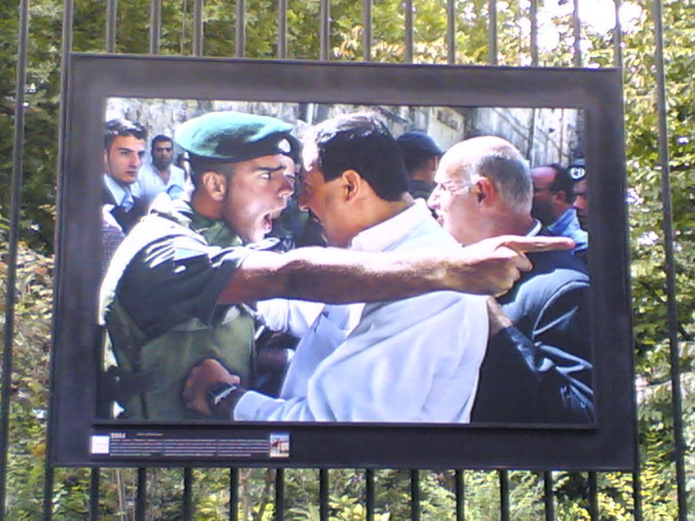 juif contre arabe