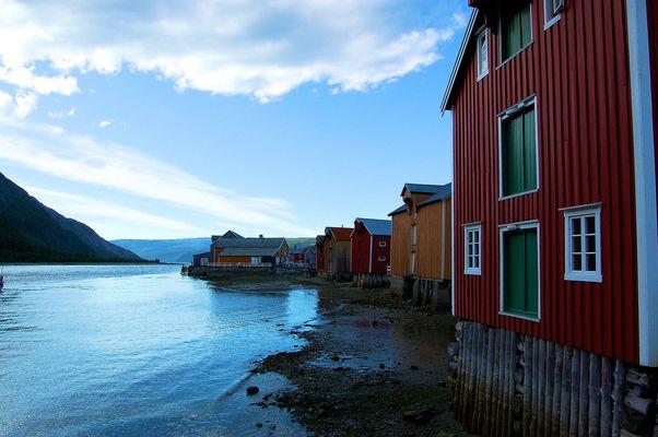 Juillet 2008 Norvége