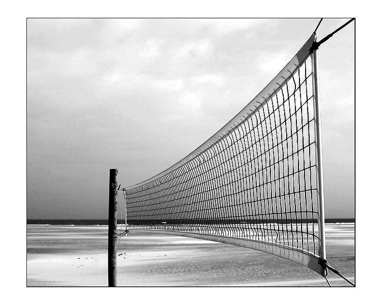 Juist - Beachvolleyball