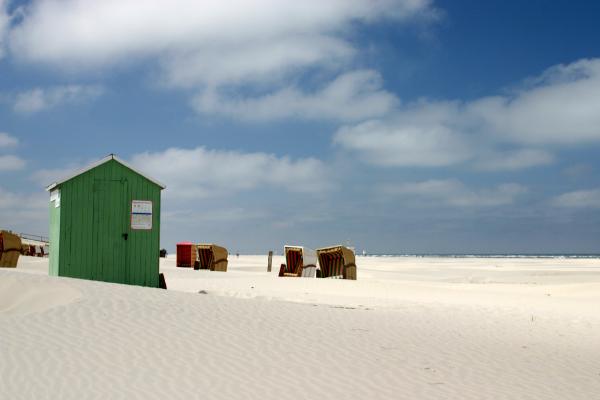 Juist - eine wirklich schöne Sandbank