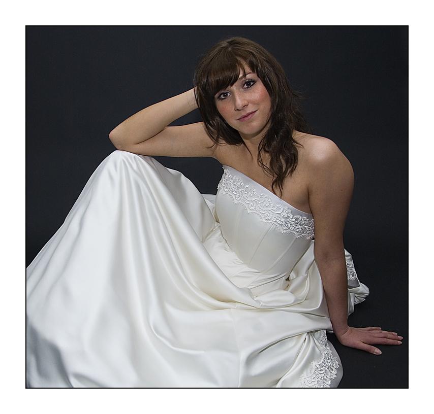 Julia, ist keine Braut.....