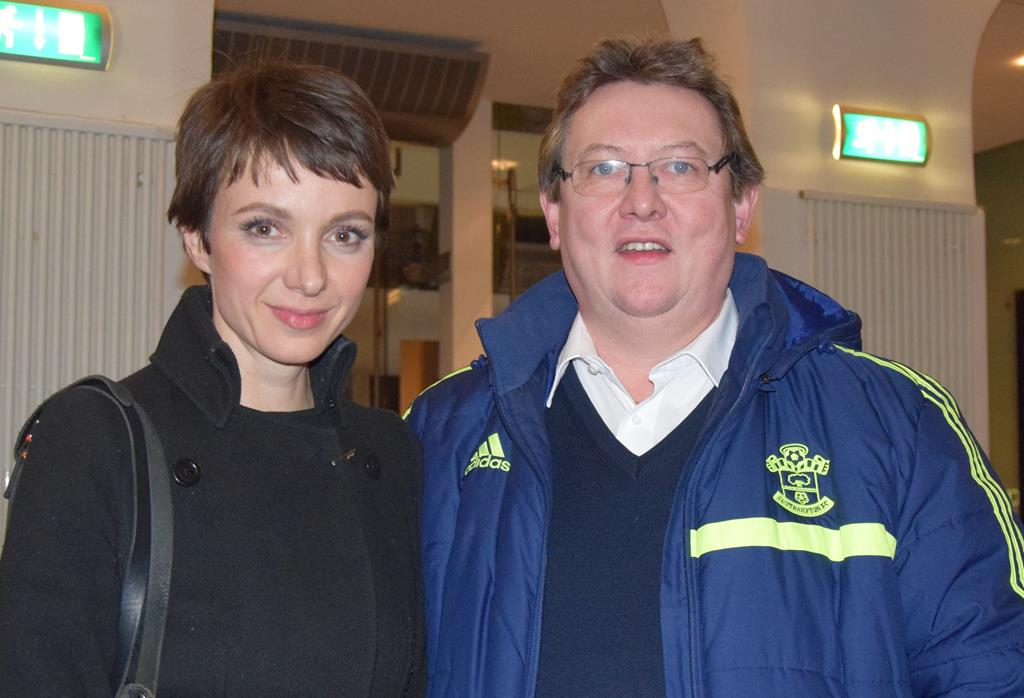 Julia Koschitz Partner