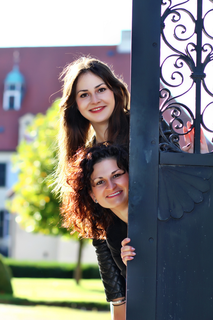 ...Julia & Olga...